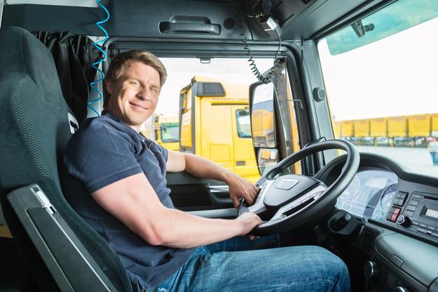 Driver Kat. C, C + E